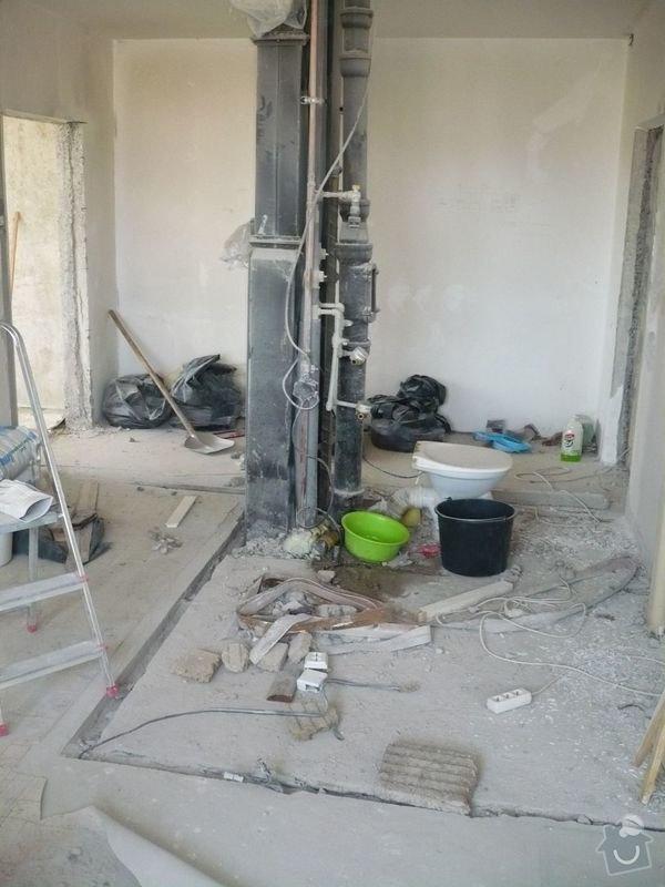 Rekonstrukce bytového jádra: P1110559