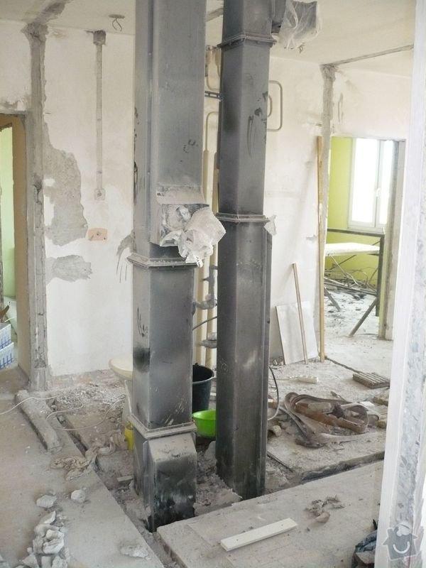 Rekonstrukce bytového jádra: P1110562