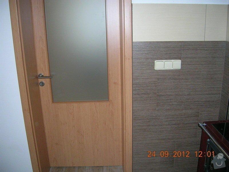 Rekonstrukce dvou pokojů a chodby: DSCN4662