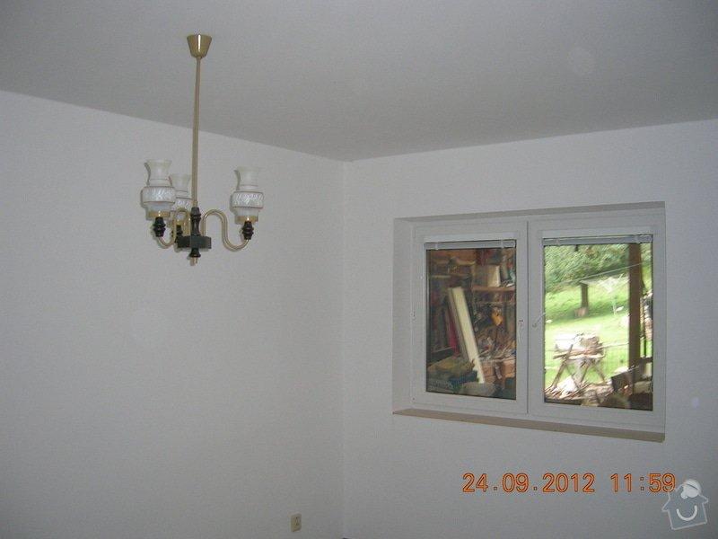 Rekonstrukce dvou pokojů a chodby: DSCN4658