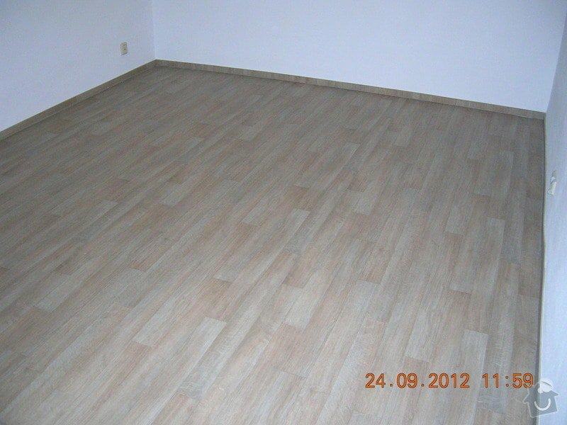 Rekonstrukce dvou pokojů a chodby: DSCN4657