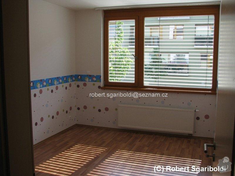 Výměna plovoucí podlahy 72 m2, vymalování pokojů: D_IMG_3713