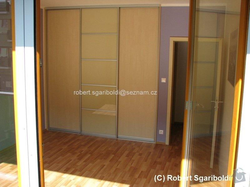Výměna plovoucí podlahy 72 m2, vymalování pokojů: L_IMG_3702