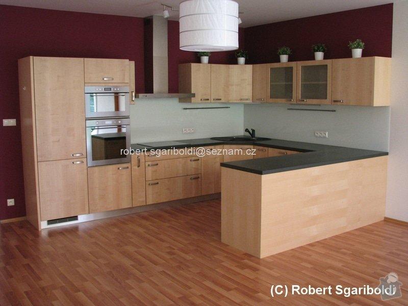Výměna plovoucí podlahy 72 m2, vymalování pokojů: O_IMG_3696