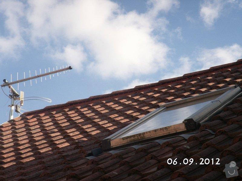 Zateplení střechy - podkroví: PICT0001