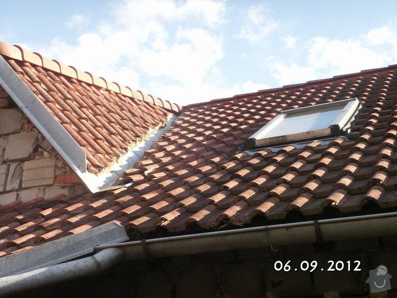 Zateplení střechy - podkroví: PICT0006