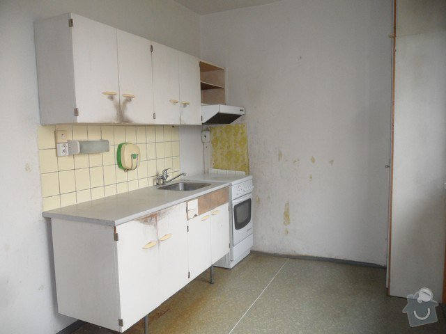 Rekonstrukce elektro v bytě v paneláku: SAM_1332
