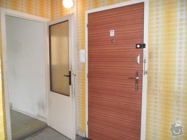 Rekonstrukce elektro v bytě v paneláku: SAM_1335
