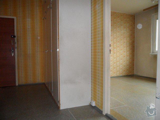 Rekonstrukce elektro v bytě v paneláku: SAM_1344