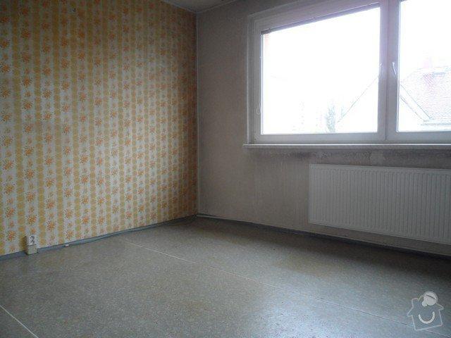 Rekonstrukce elektro v bytě v paneláku: SAM_1345