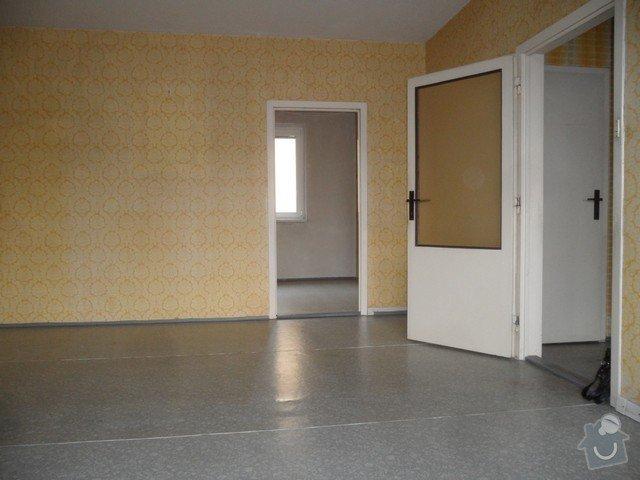 Rekonstrukce elektro v bytě v paneláku: SAM_1352