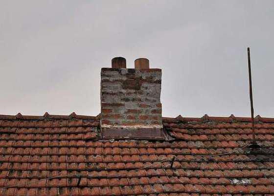 Vložkování dvoucestného komínu, výška cca 8 -10 m