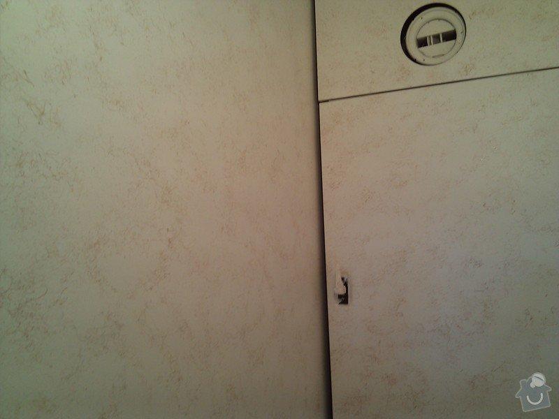 Nástřík bytového jádra, nátěr zárubní: Nastrik_bytoveho_jadra_2_