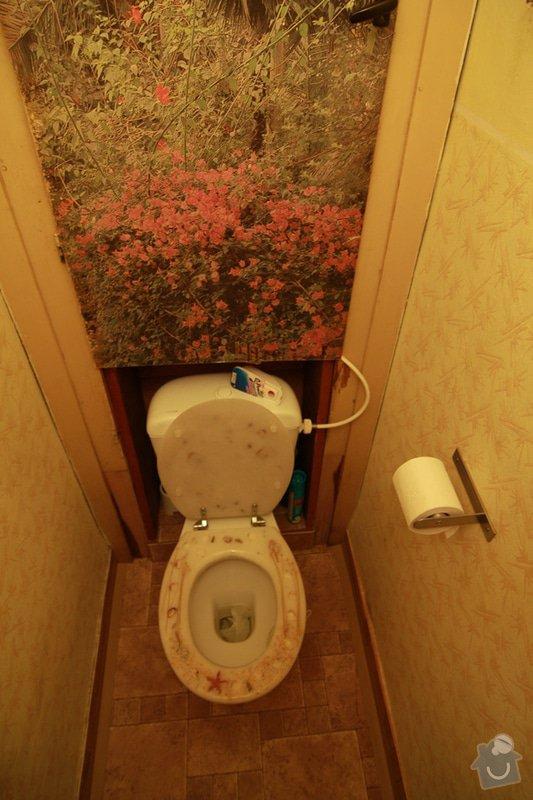 Rekonstrukce koupelny a wc: IMG_8890