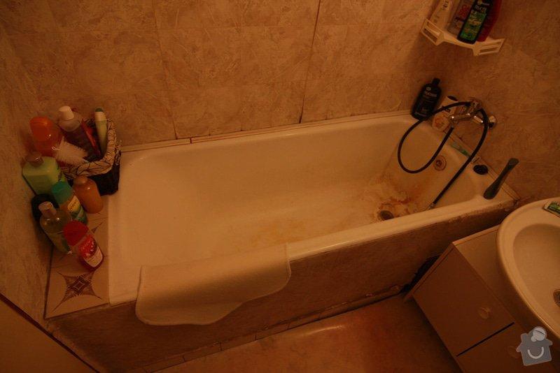 Rekonstrukce koupelny a wc: IMG_8892