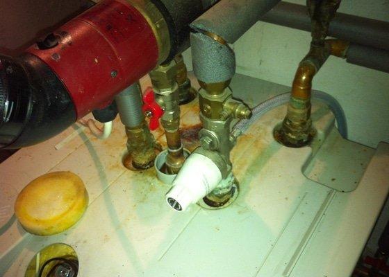 Oprava boileru Junkers