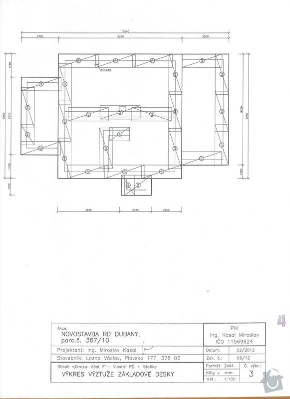 Základová deska RD: Vykres_vyztuze_zakladove_desky_2