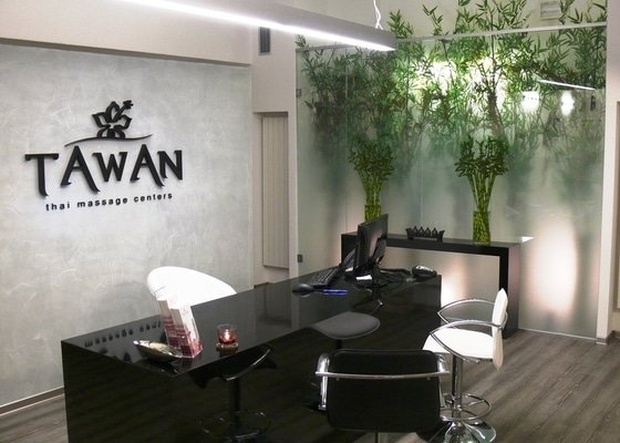 MASÁŽNÍ STUDIO TAWAN