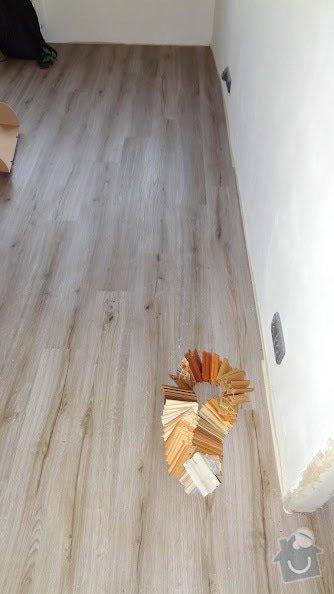Dodávka a pokládka podlahových krytin v bytě 3+kk: podlaha-polozena2