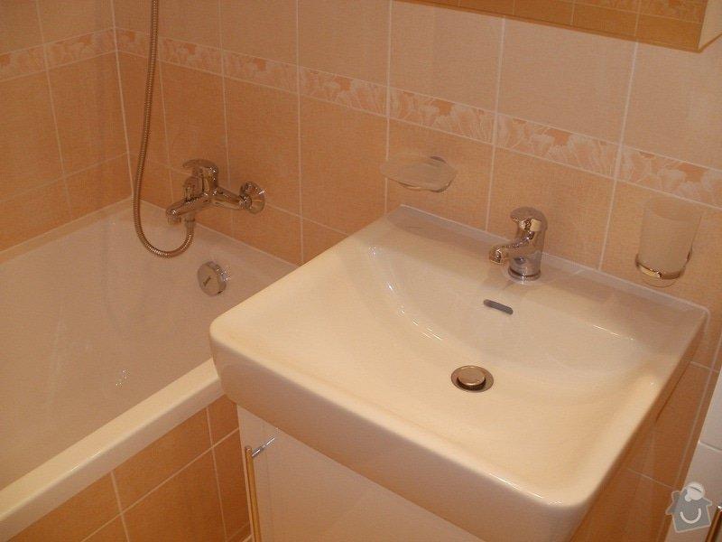 Rekonstrukce bytového jádra a stavební úpravy pro kuchyňskou linku: P9280029