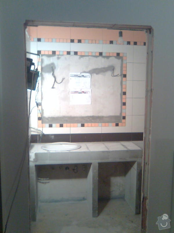 Moderní koupelny: 2