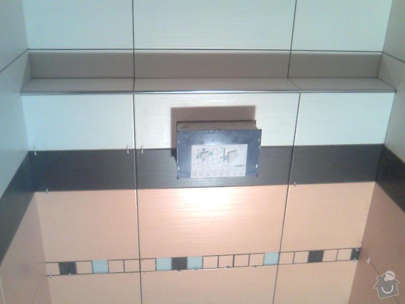 Moderní koupelny: 12
