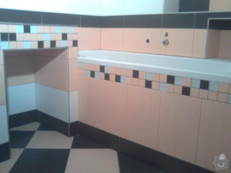 Moderní koupelny: 61