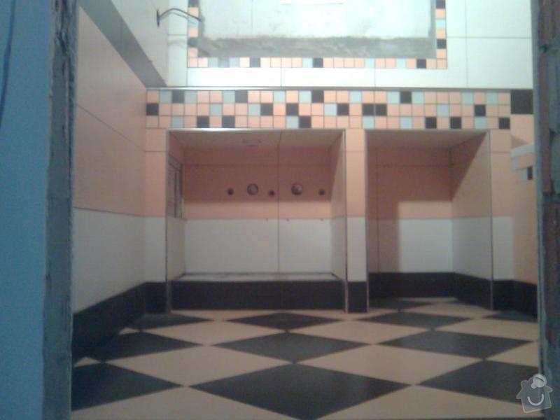 Moderní koupelny: 60