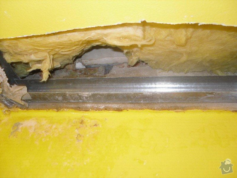 Oprava ploché střechy, úprava stoupací šachty: Snimek_161