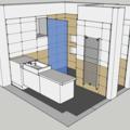 Obklady dlazba koupelna zachod v rodinnem dome koupelna pohled iso