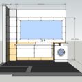 Obklady dlazba koupelna zachod v rodinnem dome koupelna pohled v