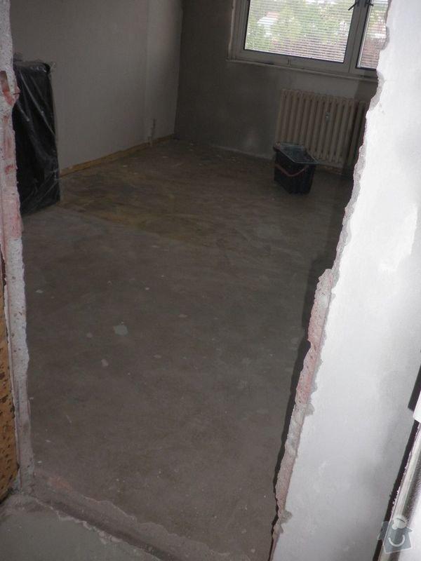 Zasazení zárubní a dveří do 3 pokojů: P5020139