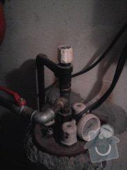 Oprava pojistných a termoregulačních ventilů ústředního topení: ventil_el1