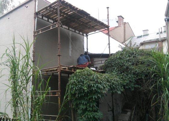 Různé stavební práce