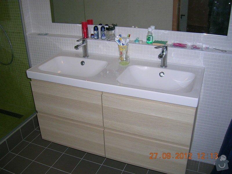 Kompletní rekonstrukce koupelny  (170x300cm) a WC: DSCN4678