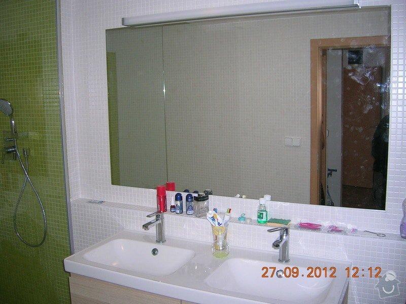 Kompletní rekonstrukce koupelny  (170x300cm) a WC: DSCN4677