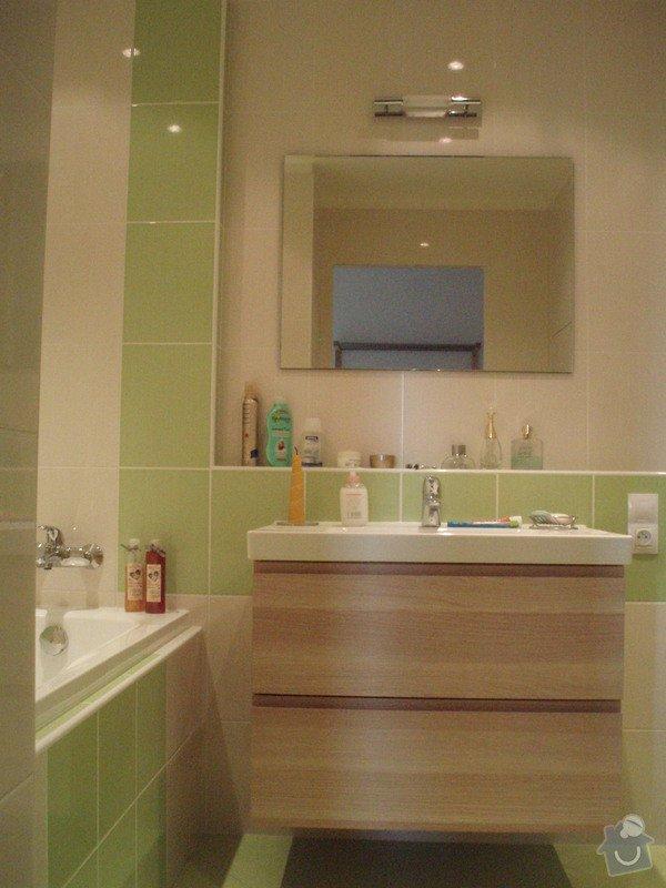 Rekonstrukce bytového jádra: PB220209