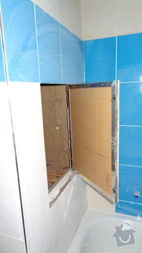 Rekonstrukce koupelny v byte: koupelna5