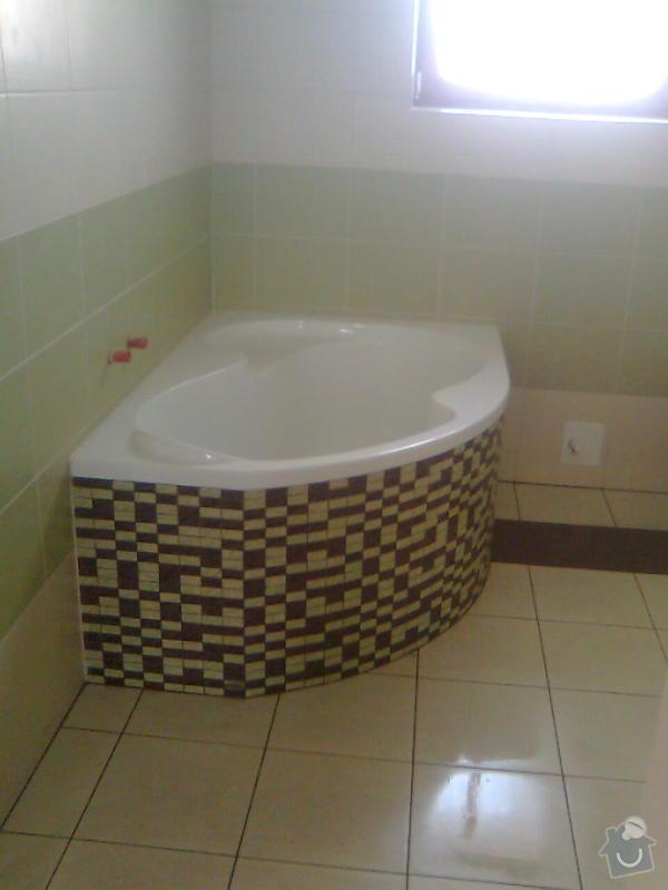 Zateplení,vnitřní omítky,kombinovaná koupelna: Snimek_160