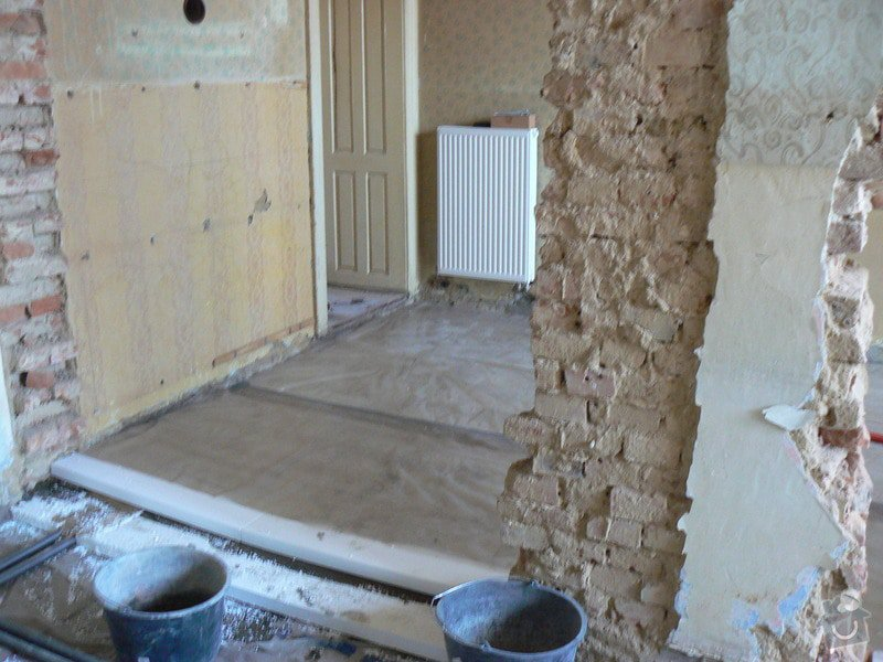 Rekonstrukce bytu 3 + KK na ul. Vídeňská: R_P1040145