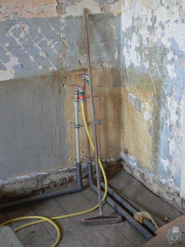 Rekonstrukce bytu 3 + KK na ul. Vídeňská: R_P1040147
