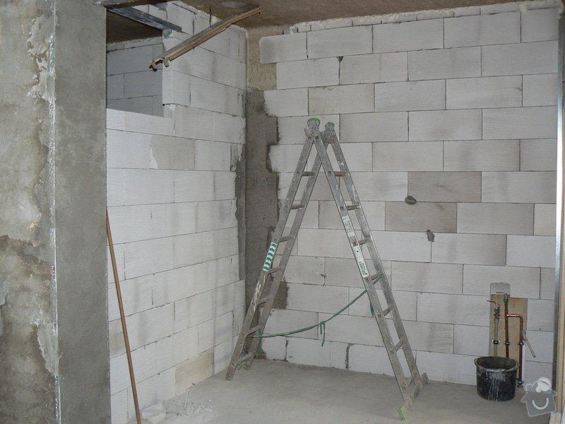 Rekonstrukce bytu 3 + KK na ul. Vídeňská: R_P1040180