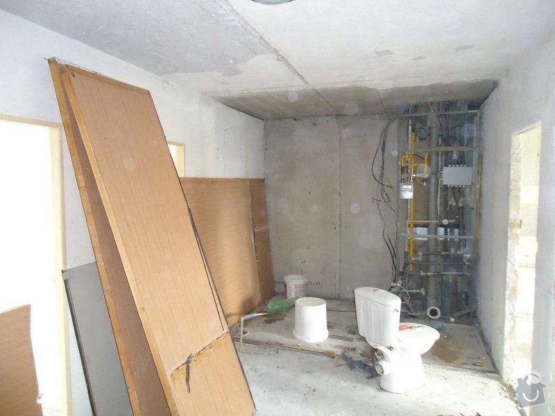 Kompletní rekonstrukce bytu 4+1: DSC05