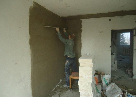 Kompletní rekonstrukce bytu 4+1