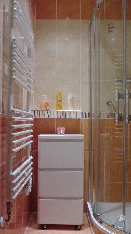 Kompletní rekonstrukce koupelny: 167-03