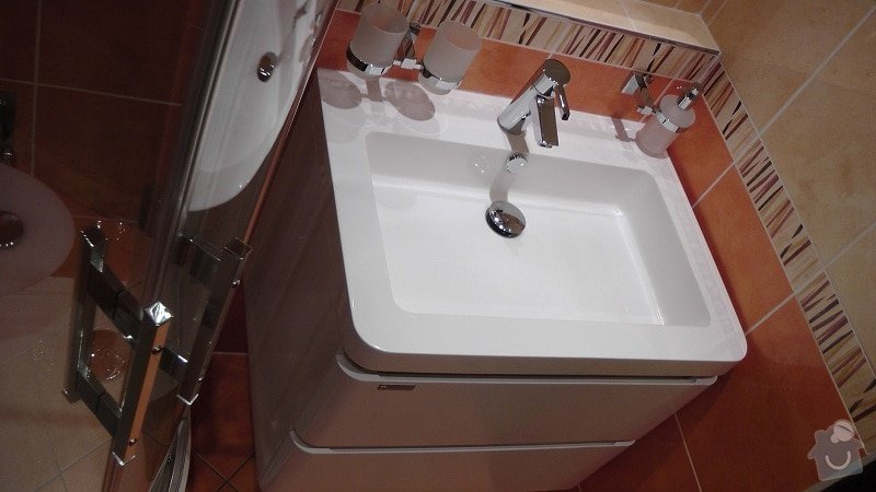 Kompletní rekonstrukce koupelny: 167-04