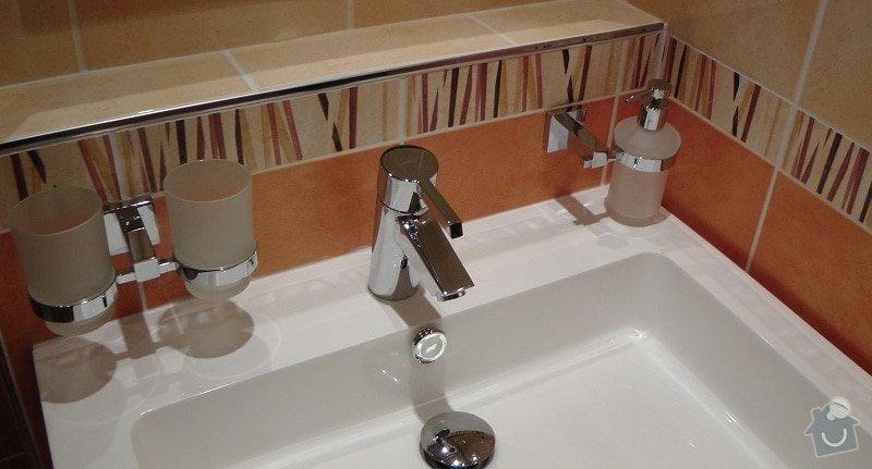 Kompletní rekonstrukce koupelny: 167-05