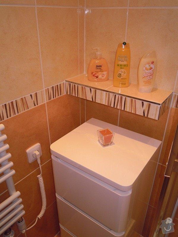 Kompletní rekonstrukce koupelny: 167-06
