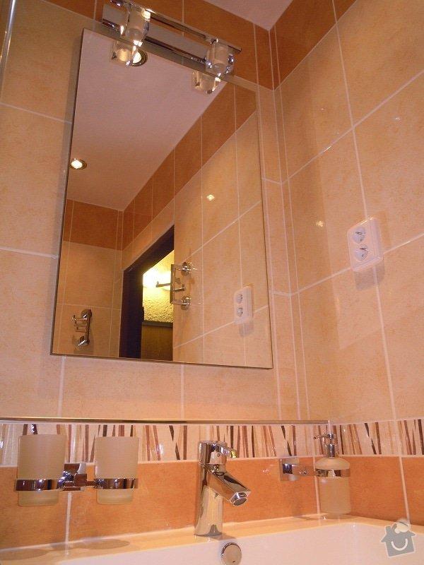 Kompletní rekonstrukce koupelny: 167-07