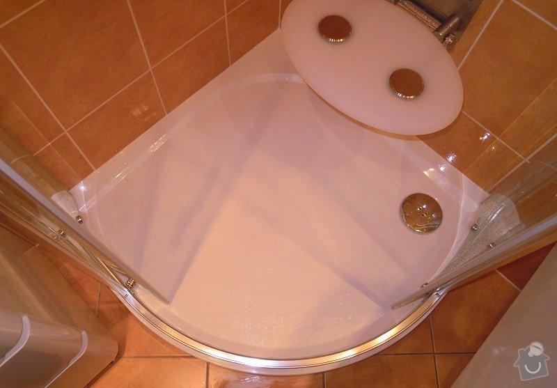 Kompletní rekonstrukce koupelny: 167-10